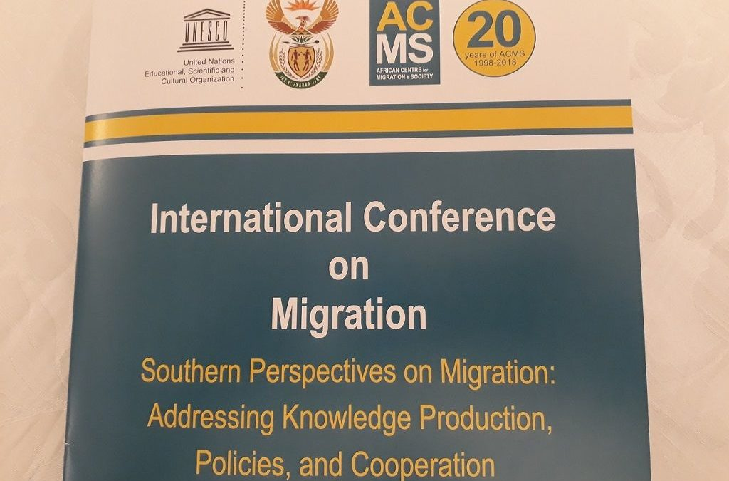 Context not Cause: Migration and Social Cohesion