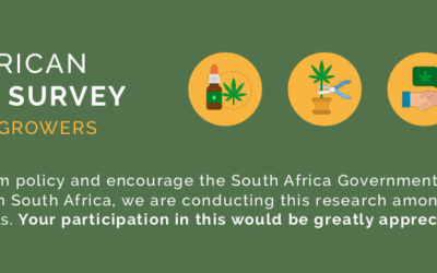 Survey of South African Cannabis Users and Growers